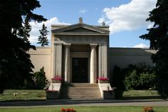 Night at the Mausoleum: Edmonton Cemetery Open House August 23 & 24, 2012