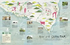 Masako Kubo    Green Map