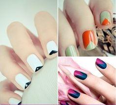 Geométricos nas Nails Art – Dicas e passo a passo