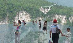 World's longest Glass Bridge , - , World's longest ...