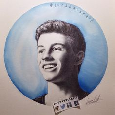 shawn mendes drawing - Google Search