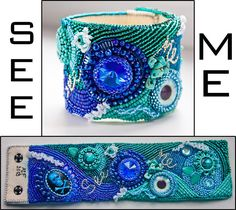 Bracelet: See Me by *annafjellborg on deviantART
