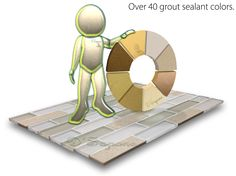 Don't be fooled by other companies. Take the correct #groutcolorsealing service from D'Sapone with an exclusive sealer. To learn more, visit https://www.dsapone.com/blog/color-sealing-grout-for-tile/.