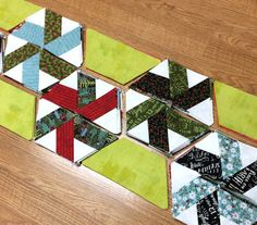 Happy Quilting: Little Ruby Quilt Along - Quilt Assembly