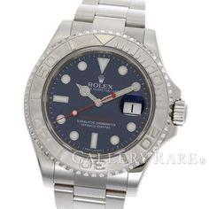 ロレックス ヨットマスター ロレジウム ランダムシリアル ルーレット 116622 ROLEX 腕時計