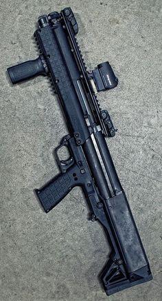 Kel-Tec KSG 12GA Bullpump Shotguns Firearm @aegisgears