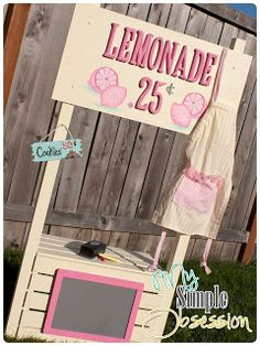 Use wooden letters and numbers. Consider chalk board