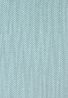 HAVEN HERRINGBONE, Aquamarine, W80010, Collection Portico from Thibaut
