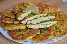 Vegetable Recipes, Meat Recipes, Chicken Recipes, Cooking Recipes, Healthy Recipes, Hungarian Recipes, French Food, Food To Make, Main Dishes