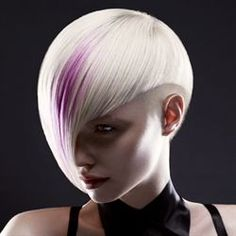 British Haircolorist of the Year Winning Collection     Chris Williams