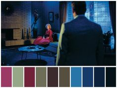 """3,602 Likes, 18 Comments - cinema.magic (@colorpalette.cinema) on Instagram: """": """"Far From Heaven"""" (2002). •Directed by Todd Haynes •Cinematography: Edward Lachman •Production…"""""""