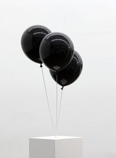 Colors | Black Balloons