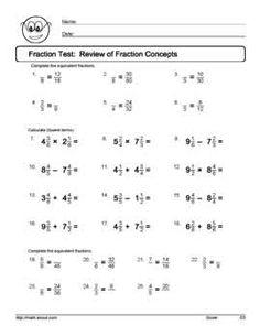 math worksheet : 9 worksheets for practicing equivalent fractions  equivalent  : Find Equivalent Fractions Worksheet