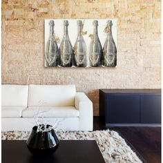 Dom Marbles Canvas Print, Oliver Gal