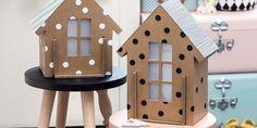 Fabriquer une maison en carton