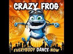 Crazy frog - bump the beat