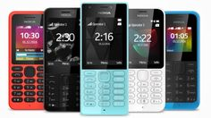 Nokia-branded phones are back on sale on the Finnish company's website.