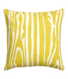 tree bark pattern pillow Product Detail | H&M US