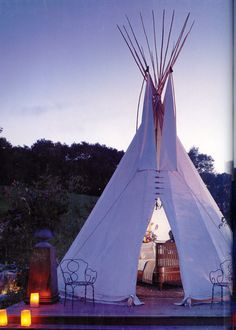 White Buffalo Lodges makes Native American Indian Tipi for camping, retreats and living. Tipi poles and custom painting. Native American Teepee, Native American Photos, Combi Hippie, Birthday Sleepover Ideas, Yurt Tent, 4 Season Tent, Wall Tent, Teepees, Luxury Camping