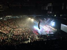 Vancouver, May 24th at Pacific Coliseum #KloseToMySoul #SonuNigam , pic curtesy to Raymond Kam