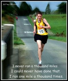 Stu Mittleman, Ultra Marathon World Record holder. I got chills...