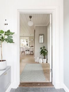 Made In Persbo: Dalarna Country House Interior, Entry Hallway, European House, Oversized Mirror, Vintage Inspired, Cottage, Interior Design, Architecture, Inspiration