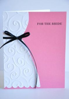 Jennie Rose: For The Bride Cards