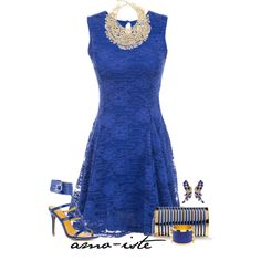 """""""Royal Lace"""" by amo-iste on Polyvore"""