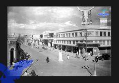 Calle Madero esquina con Morelos. (fototeca del Archivo General Municipal)