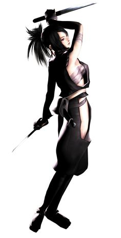 Ayame ~ Tenchu Series~ loved this game when I was younger, especially this character. I thought she was so beautiful.