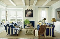 2011 Ultimate Beach House Living Room