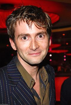 David Tennant /You've got a smile that could light up this whole town. Scottish Actors, British Actors, 10th Doctor, Doctor Who, Bbc Class, Giacomo Casanova, John Mcdonald, Richard Ii, Broadchurch