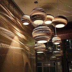 Graypants Olive lamp