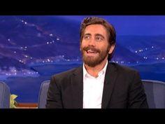 Nobody Says Jake Gyllenhaal's Name Correctly - CONAN on TBS - YouTube
