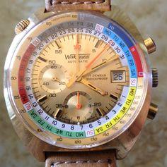 Wakmann Regate Complication Wristwatch