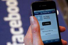 Los ingresos de Facebook en móviles crecen a gran velocidad