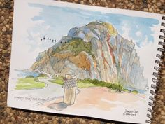 DON GETZ 'WATERCOLOR JOURNAL TOUR' OF THE USA: June 2013