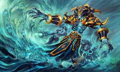 ailurophile Kel'Thuzad by on DeviantArt World Of Warcraft, Warcraft Art, Lich King, Heroes Of The Storm, Starcraft, My Favorite Image, Fantasy Creatures, Game Design, Character Design