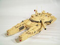 Strolen& Citadel: The Last Tank By Scrasamax
