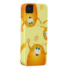 Funny cats, iPhone 4 case.  Sold! Thanks Julia from  Brazil :)