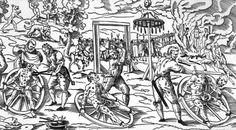 Breaking Wheel - Breaking wheel - Wikipedia, the free encyclopedia