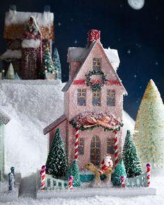 Merry+Merry+House++b