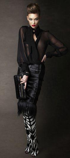 Tom Ford - Fashionista - Portrait - Fashion - Pose - Black - Photography - Pose Inspiration