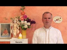 Narada - großer Heiliger und Rishi - Hinduismus Wörterbuch