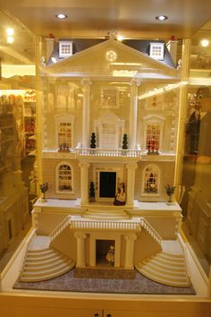 Pic 1 of 2 ~ Grosvenor Hall on display, London 2011 ~ by baccarita, via Flickr