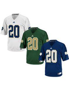 Product  University of Notre Dame Football Replica Jersey e97de344a
