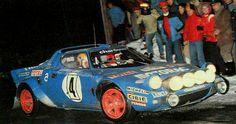 1979 Rally Monte Carlo (Darniche Bernard - Mahé Alain) Lancia Stratos HF Monte Carlo, Rally Car, Nice Cars, Supercar, Classic Cars, Automobile, Racing, Retro, Auto Racing