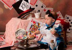 Produtos infantis inspirados em Alice no País das Maravilhas