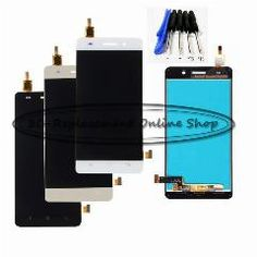 [ 18% OFF ] Black/White/Gold LCD+TP For Huawei Honor 4C / G Play Mini LCD Display with Touch Screen Digitizer Smartphone Replacement+tools