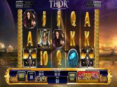 #Thor_slot is available now for all players. Try this free slot.